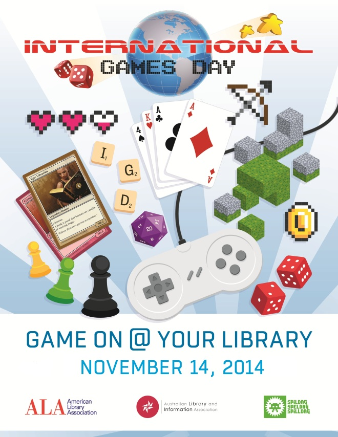 International Games Day