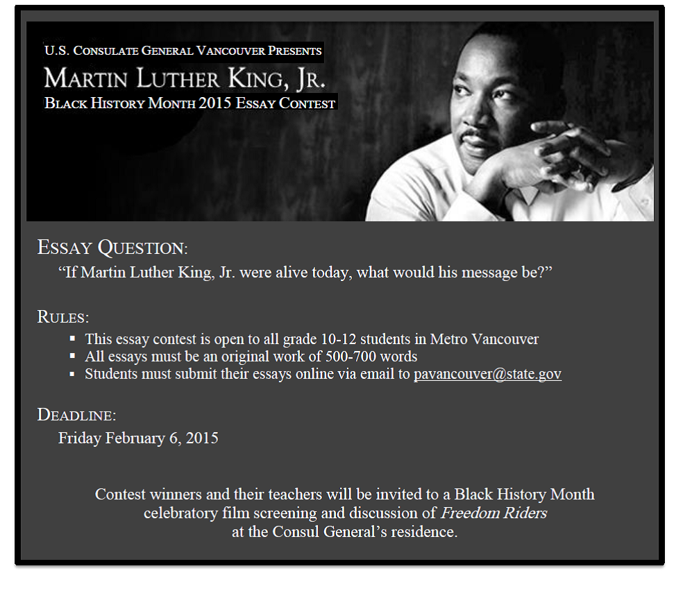 martin luther essay questions Martin Luther King Questions and Answers