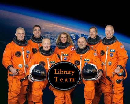 library team 2015