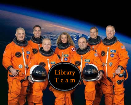 library team 2015