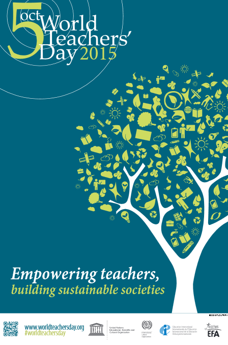 world teachers day 2015