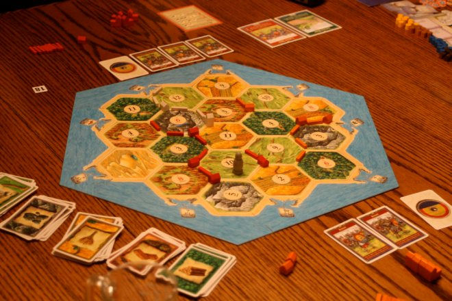Settlers of Catan (image source: CC / Randy Robertson)
